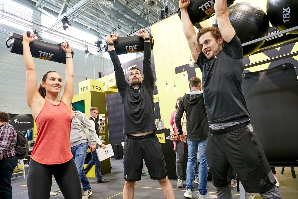 תערוכת הכושר הגדולה בעולם (Fibo Global Fitness)