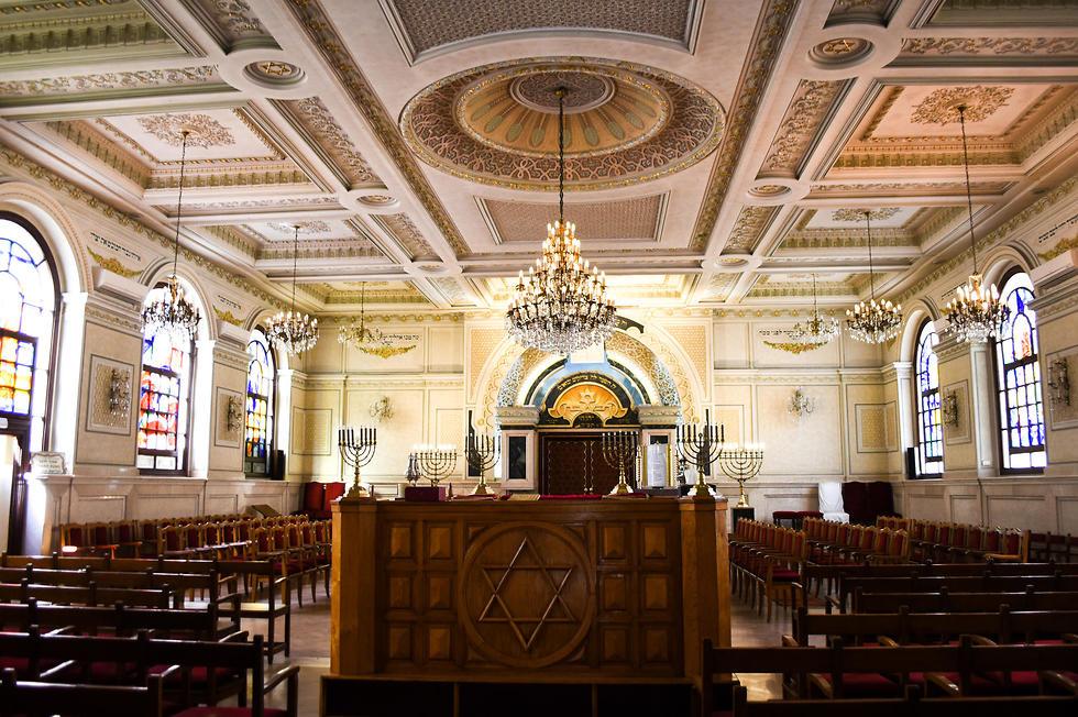 Temple Beth-El in Casablanca
