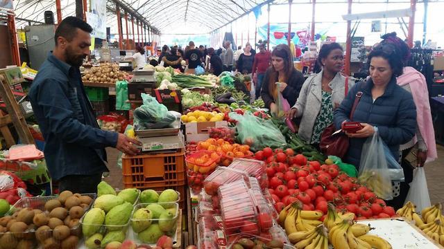 Рынок в Израиле. Фото: Йоси Дамари (Photo: Yossi Damuri)