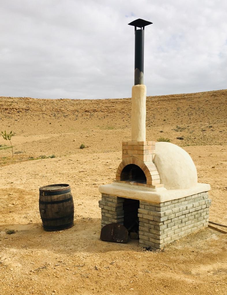 סיור קולינרי באזור הר הנגב (צילום: לין לוי)