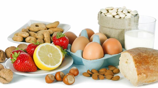 רגישות למזון (צילום: shutterstock)