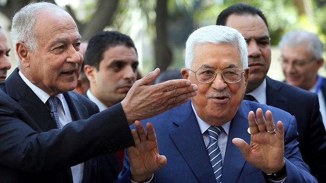 Palestinian President Mahmoud Abbas (Photo: AP)