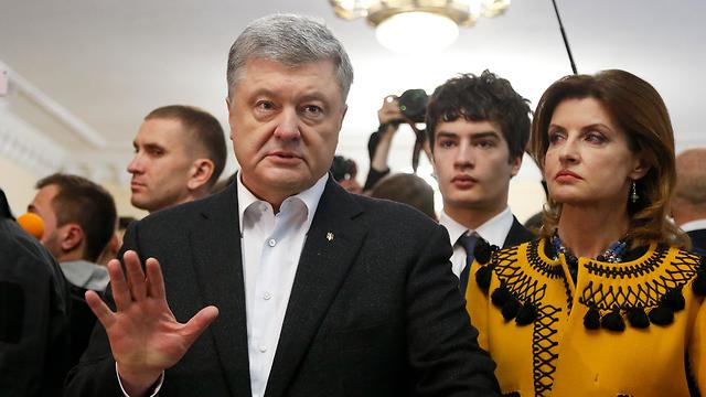 Incumbent President Petro Poroshenko  (Photo: AP)