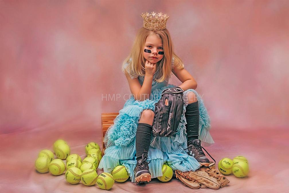 מלכה (צילום: HMP Couture Imagery)