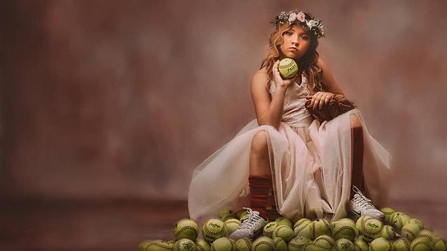 צילומי בנות (צילום: HMP Couture Imagery)