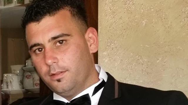 פיראס יאסין ההרוג בתאונה בחיפה ()