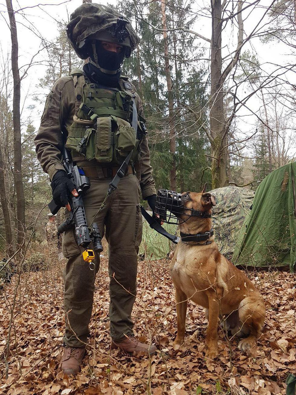 A canine unit