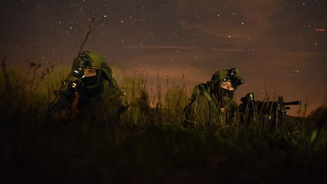 תיעוד מיוחד | עם הצנחנים הישראלים בגרמניה:
