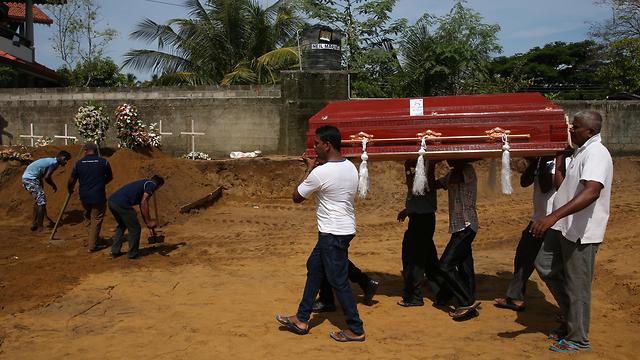 סרי לנקה מתקפת טרור נגומבו (צילום:רויטרס)