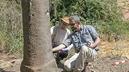 צילום: א' קובלבסקה. משלחת חפירות סוסיתא, אוניברסיטת חיפה