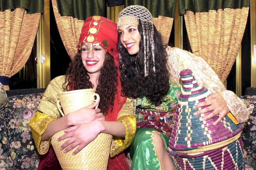 2001: מימונה בדימונה (צילום: מאיר אזולאי)
