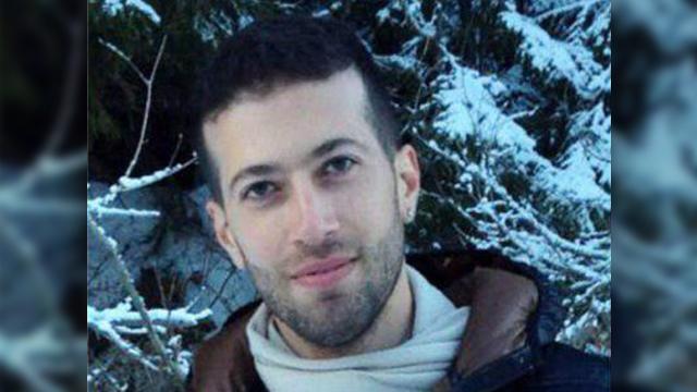 יניב אברהם צעיר בן 36 ממעלה אדומים נעדר בברלין מאז יום חמישי האחרון ()