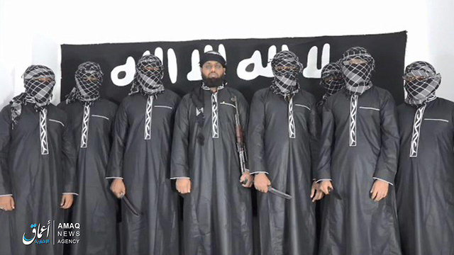 The alleged IS bombers behind the Easter Sunday terror attacks