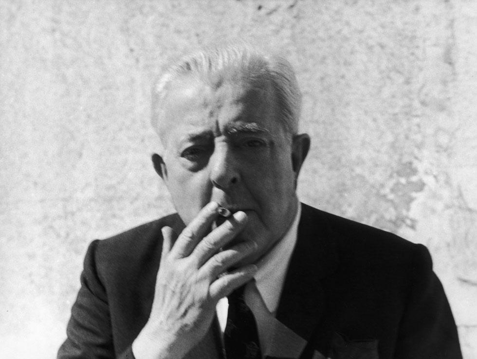 ז'ק פרוור. מבקרי הקולנוע קשרו לו כתרים בזכות תסריטיו, אבל הקהל מכיר אותו בזכות שירו (צילום:  Keystone/GettyimagesIL)