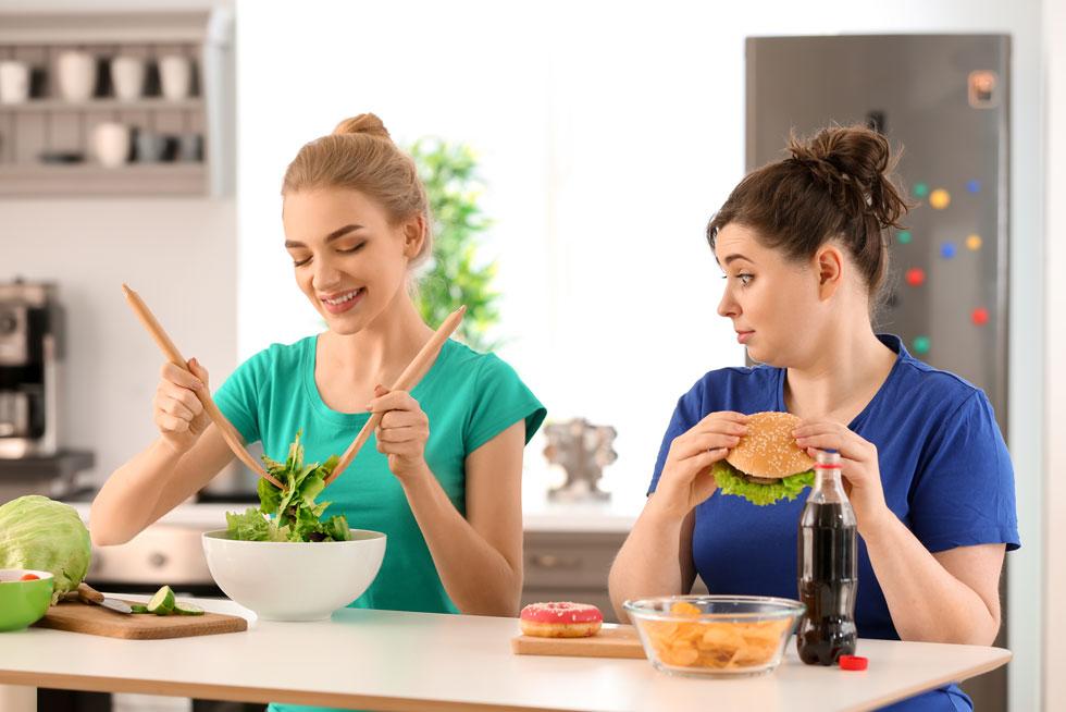 דיאטה אחידה לכולם? זה פאסה (צילום: Shutterstock)