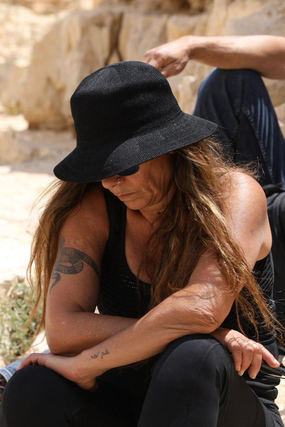 שרון סדן, אמא שלה יעל סדן ז