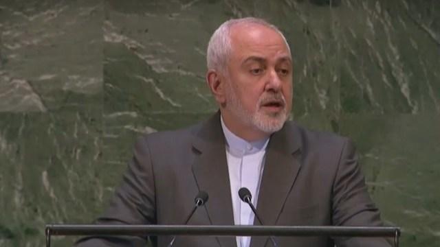 Iranian FM M. Javad Zarif