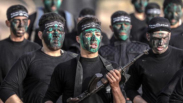 Боевики в Газе. Фото: ЕРА