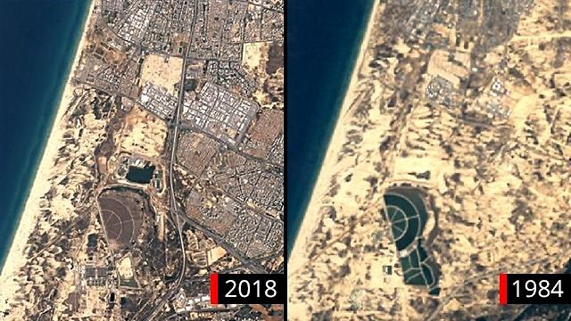 השינוי בראשון לציון (צילום: גוגל)