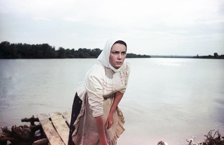 Элина Быстрицкая. Фото: архив Госкино