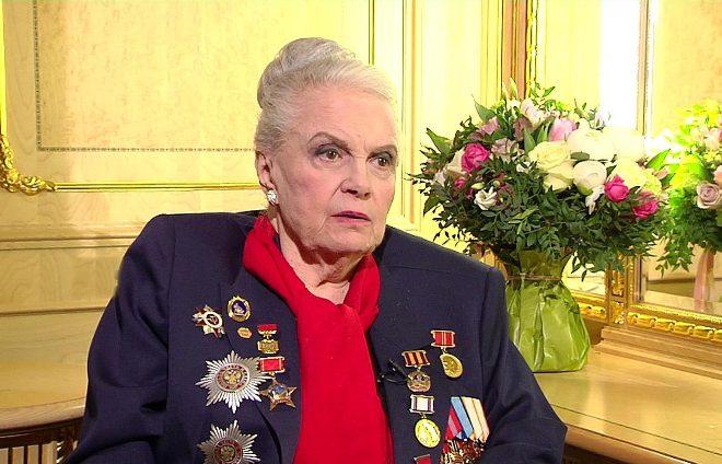 Элина Быстрицкая. Фото: Википедия