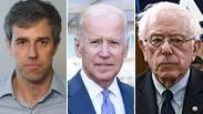 כוכב רוק והסגן של אובמה: הדמוקרטים שרצים לנשיאות