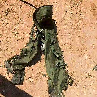 המדים ששימשו את הכוח הצבאי בפעולה בחאן־יונס