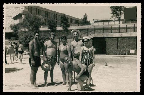 """לדור שלם של ישראלים, מדובר במוסד בלתי נשכח (צילום: באדיבות ארכיון """"מרכז רכטר לאדריכלות"""")"""
