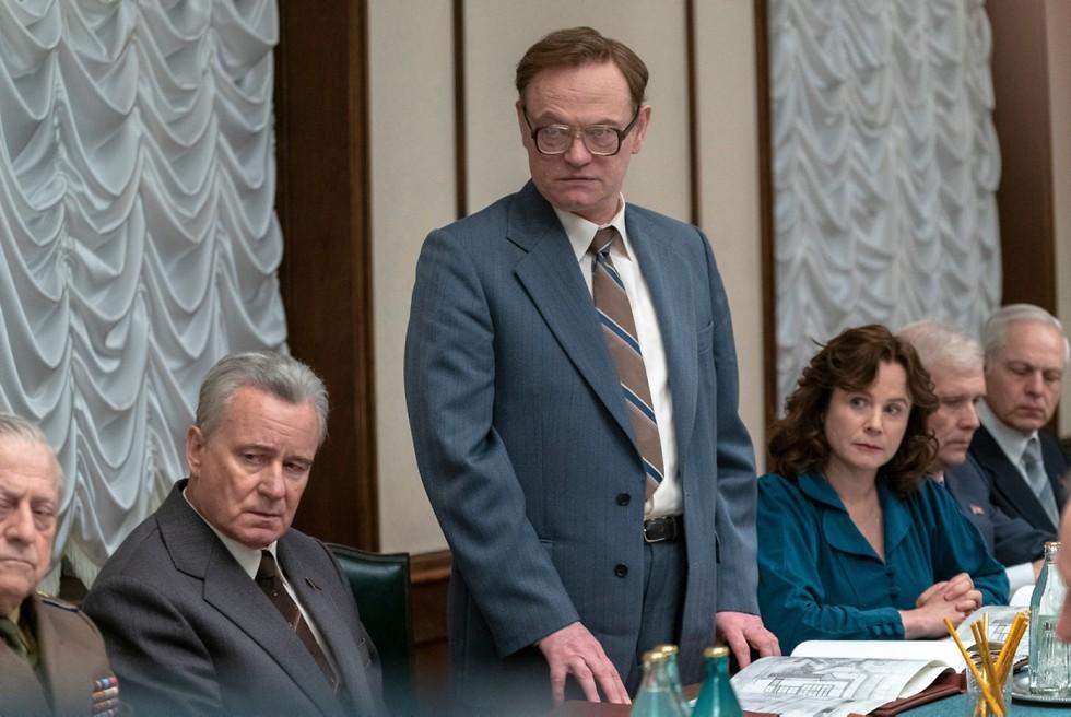 """Кадр из сериала """"Чернобыль"""". Фото: Liam Daniel/HBO"""