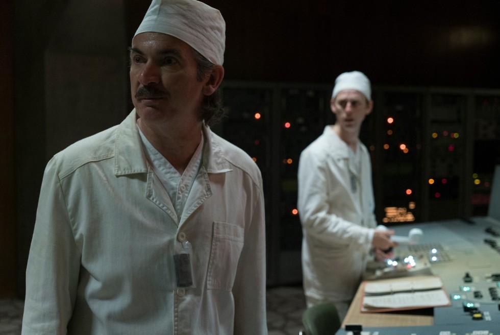 """Кадр из сериала """"Чернбыль"""".  Фото: Liam Daniel/HBO"""