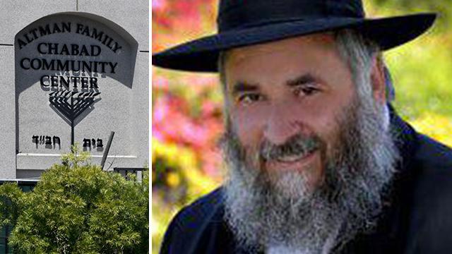 רבי ישראל גולדשטיין (צילום: AP)