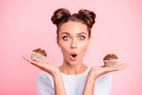 Сладкое есть разрешается - но понемногу. Фото: shutterstock