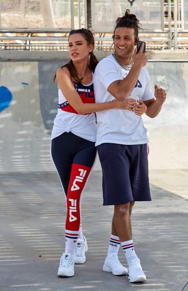 Натали Дадон и Асаф Горен. Фото: Шука Коэн