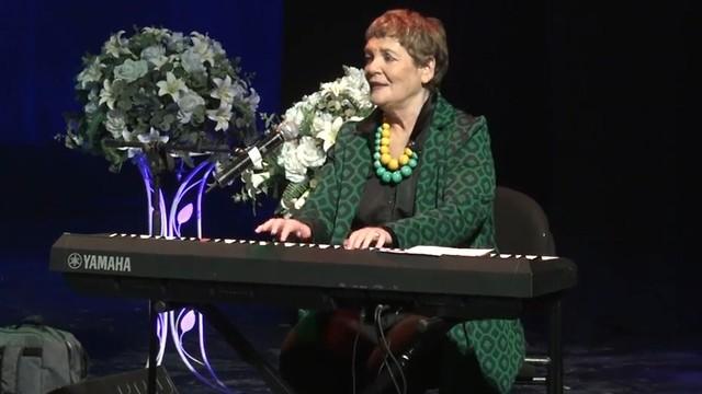 שרה'לה שרון (צילום מסך)