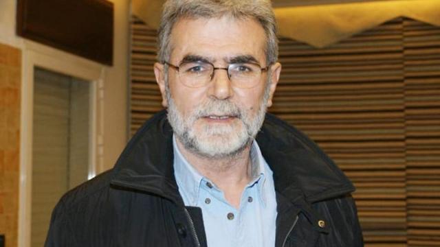 מנהיג ארגון ב עזה הגא״פ הג'יהאד האסלאמי זיאד נחאלה  ()