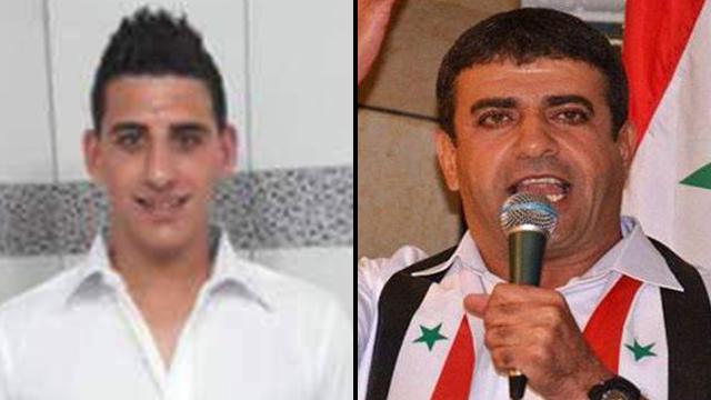 Sidqi al-Maqt and Amal Abu Salah