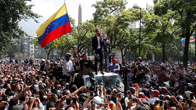 חואן גוואידו  (צילום: רויטרס)