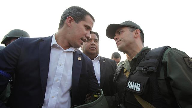 חואן גוואידו  (צילום: AP)