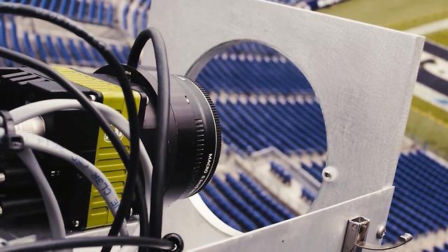 מכבי תל אביב ב-360 מעלות (צילום: אינטל)