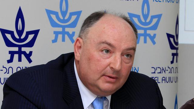 משה קנטור נשיא הקונגרס היהודי האירופי (צילום: הקונגרס היהודי האירופי)