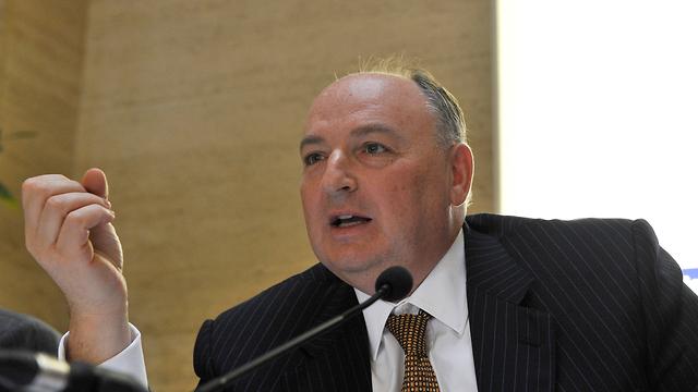 Президент Европейского еврейского конгресса Моше Кантор. Фото: ЕЕК