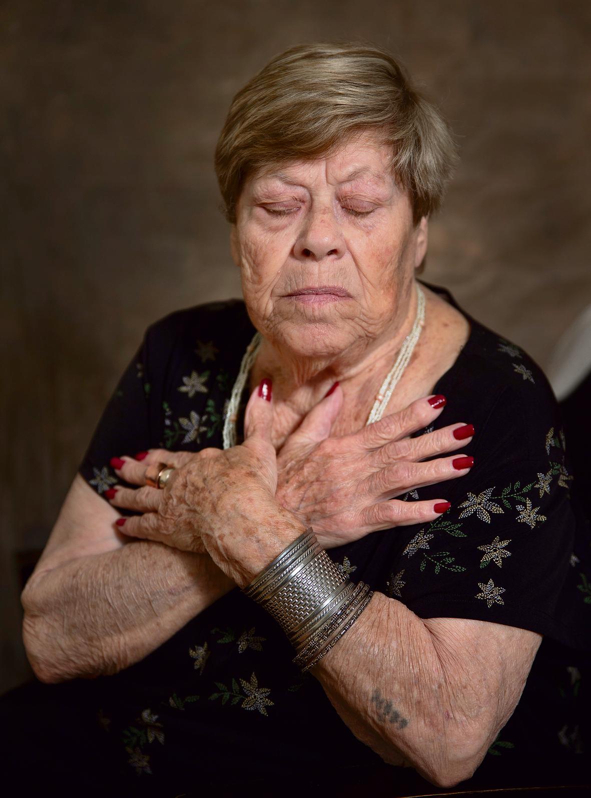 מלכה זקן | צילום: אביגיל עוזי