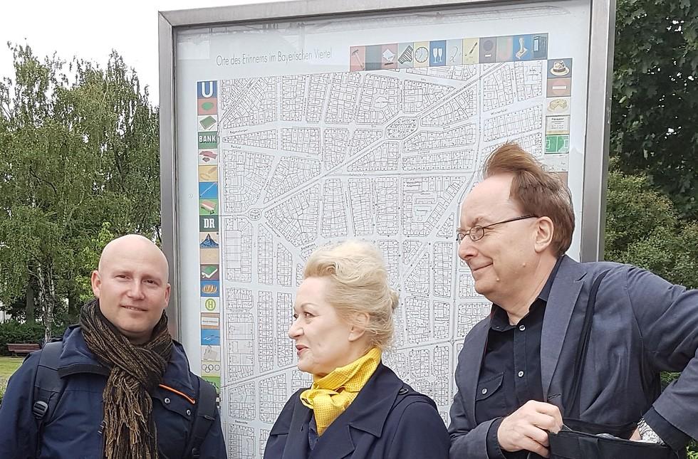 הנצחת השואה בברלין ()
