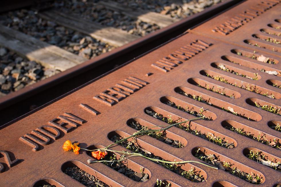 רציף 17 בתחנת הרכבת גרונוולד (צילום: shutterstock)