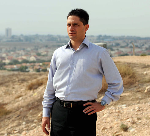 ראש עיריית באר שבע, רוביק דנילוביץ: ''נושא האוכלוסיות עם צרכים מיוחדים הולך וגדל'' (צילום: ישראל יוסף)