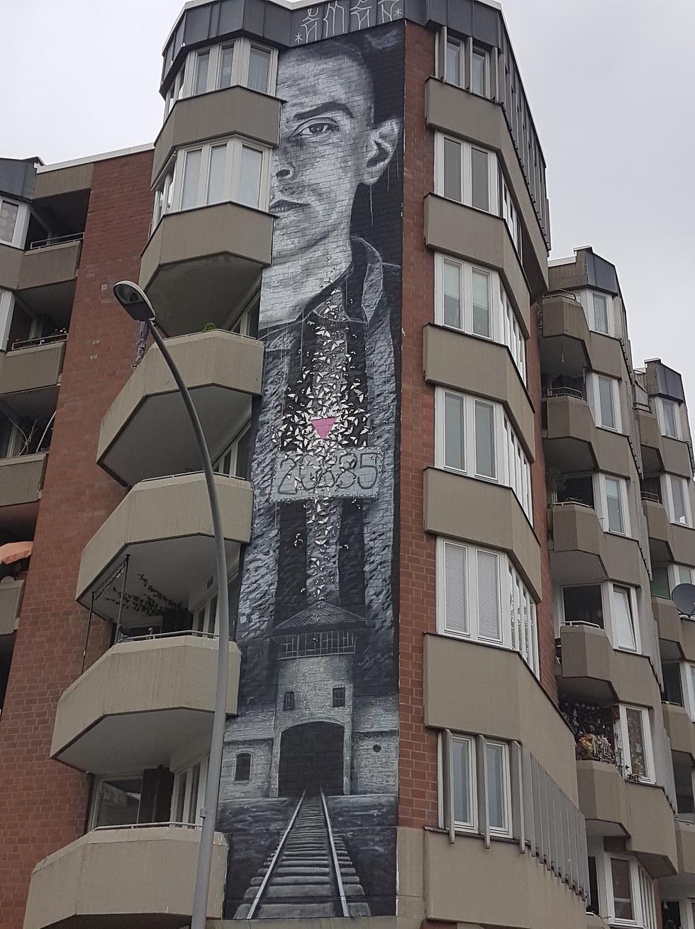 הנצחת השואה בברלין (צילום: שימרי טוריס)