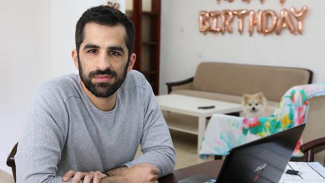 רון אשתר (צילום: אלעד גרשגורן)