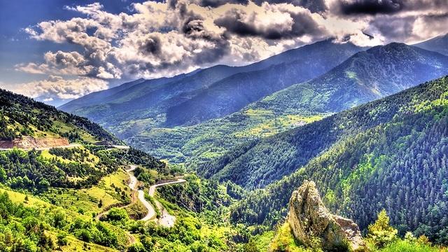 הרי הפירנאים (צילום: shutterstock)