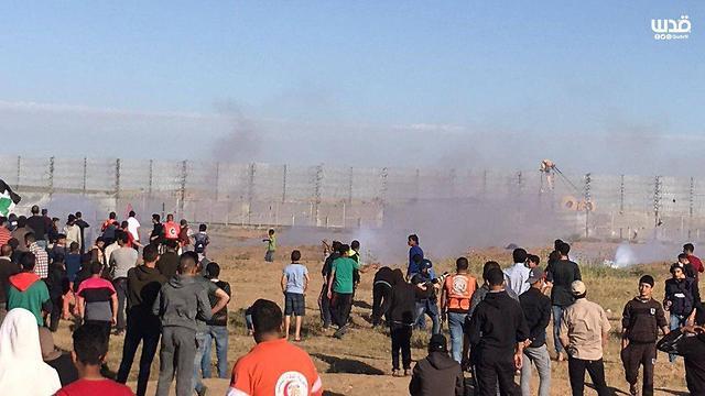 Газа, 3 мая