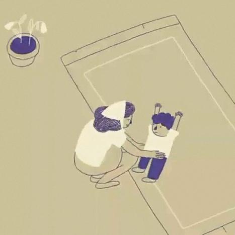 קטעים מתוך סרטון האנימציה שיצרה דניאלה שרר